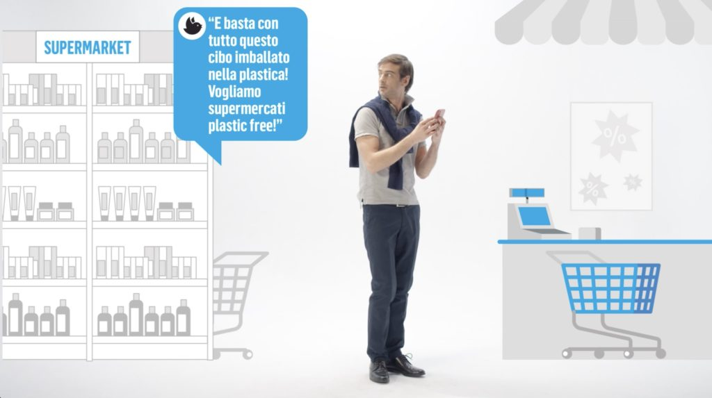 L'imballaggio in plastica contro lo spreco alimentare n.2